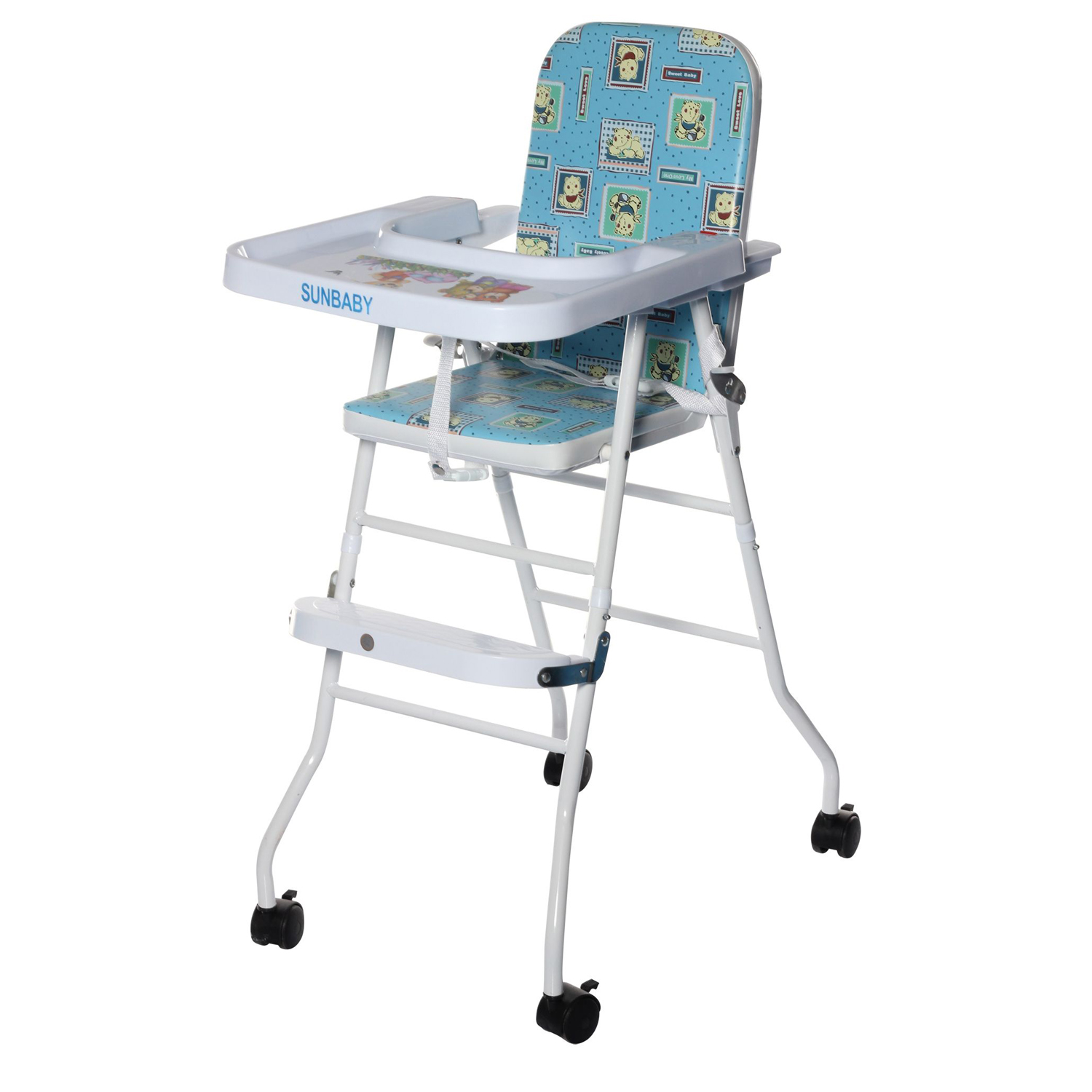 Buy Sunbaby High Chair 4217W Student Desk & Table line In India