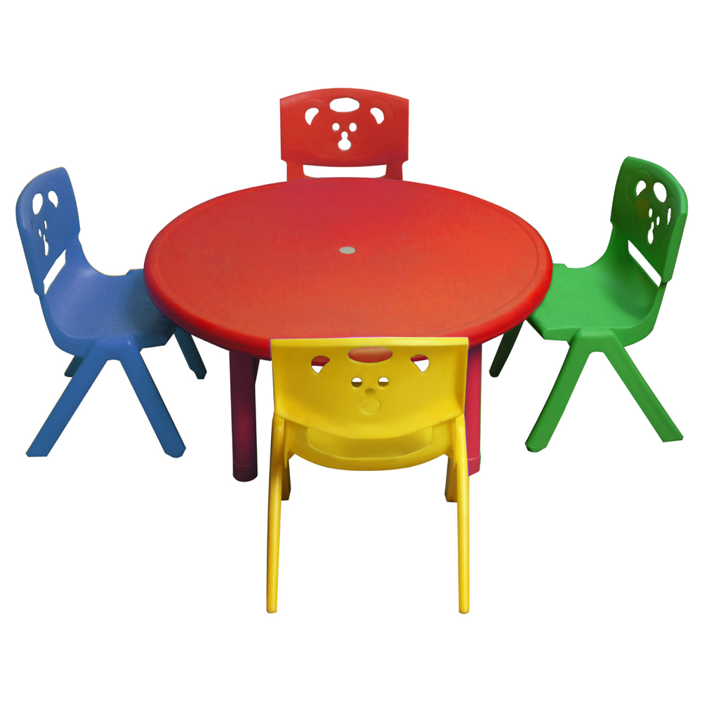 Photo Table Chair Set Toddler Images Round Table For