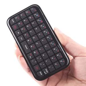 GB30-Bluetooth Mini Keyboard Wireless Keypad for M