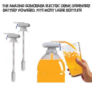 GB116-Gizmobaba Automatic Drink Dispenser Gadget.