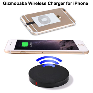 Wireless Mobile Induction Charger Gadget
