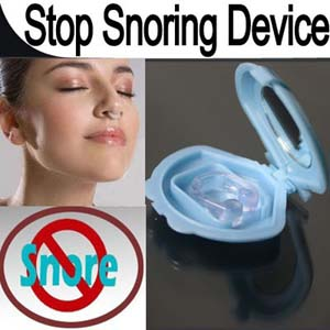 GB69-Stop Snoring Anti Snore Device! Nose Clip to
