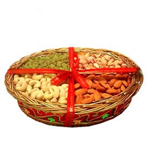 1 Kg Dry Fruits Basket