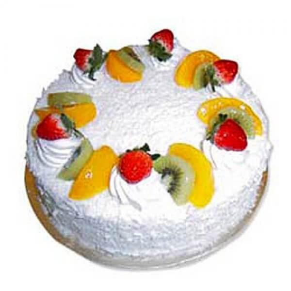 Send 1kg Fruit Cake To India