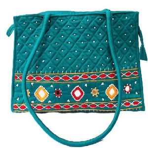 Conrad Embroidery Bag