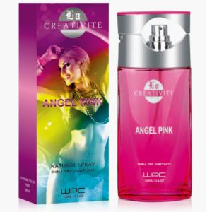 Floral Fragrance Angel Pink Perfume for Women