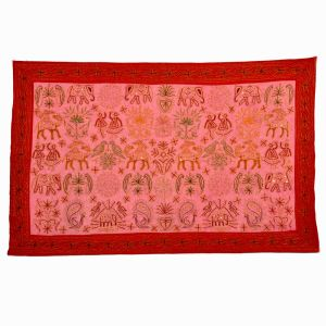 Stylish Hand Embroidered Cloth Wall Hanging