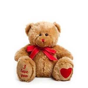 V'Day Brown Teddy Bear