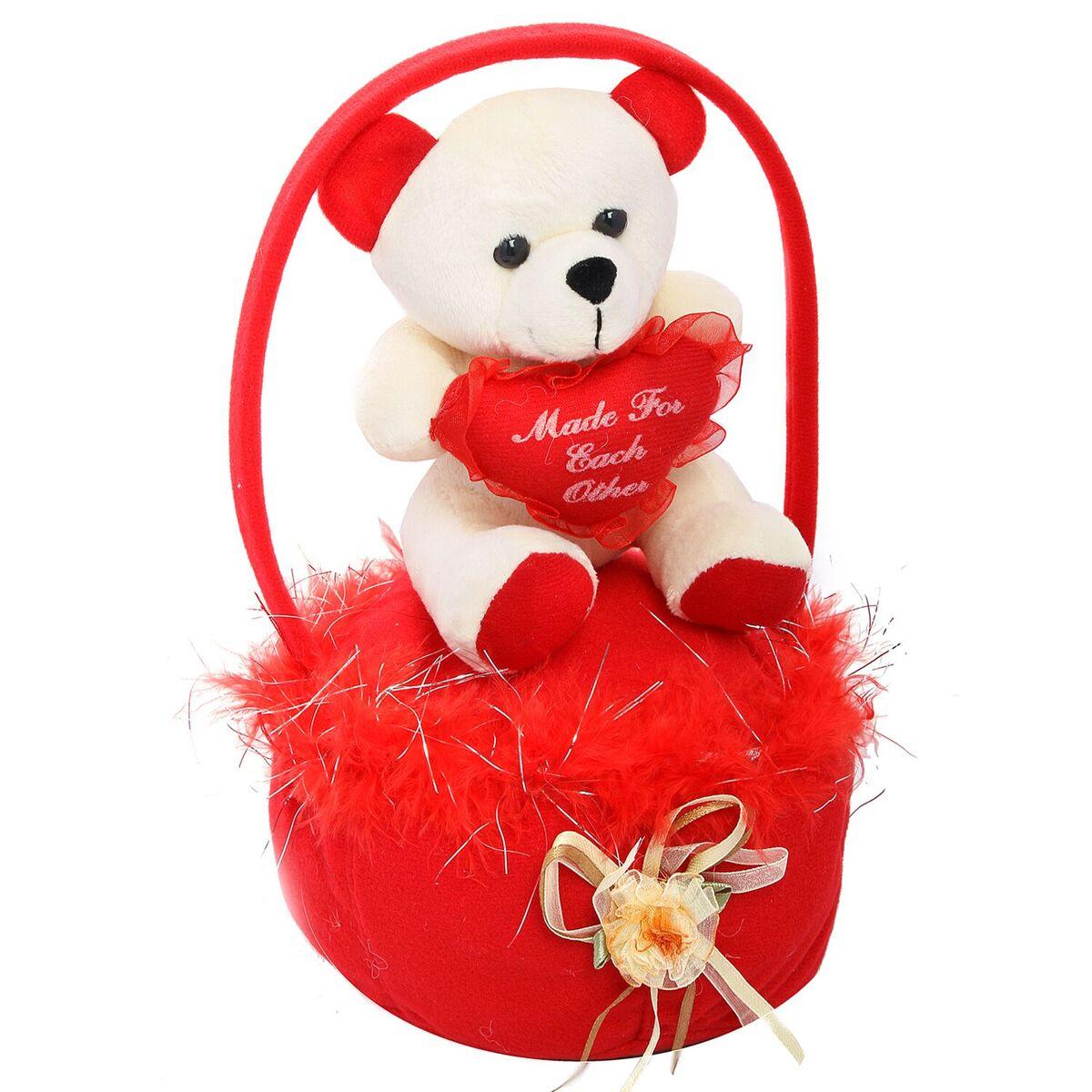 Basket Teddy