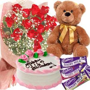Send Flowers To Aurangabad Online