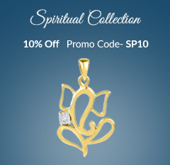 Buy Spiritual Pendant with 10% off