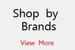 Shop by Brands at P3store.com