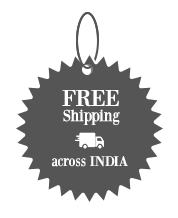 Free Shipping across India-Voganow