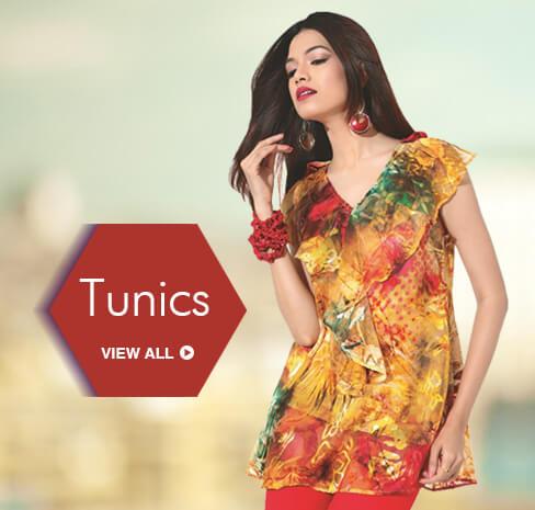 Buy Tunics from Gardenvareli