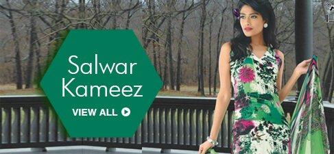 Buy Salwar Kameez from Gardenvareli