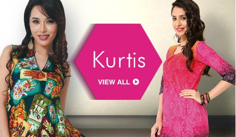 Buy Kurtis from Gardenvareli