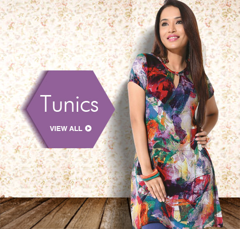 Buy Tunics from Gardenvareli