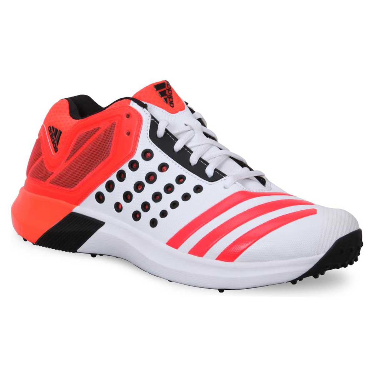 Cricket Shoes, Cricket, Sports, Buy, Adidas, Adidas AdiPower Vector Mid-Cut Cricket  Shoes (Red)