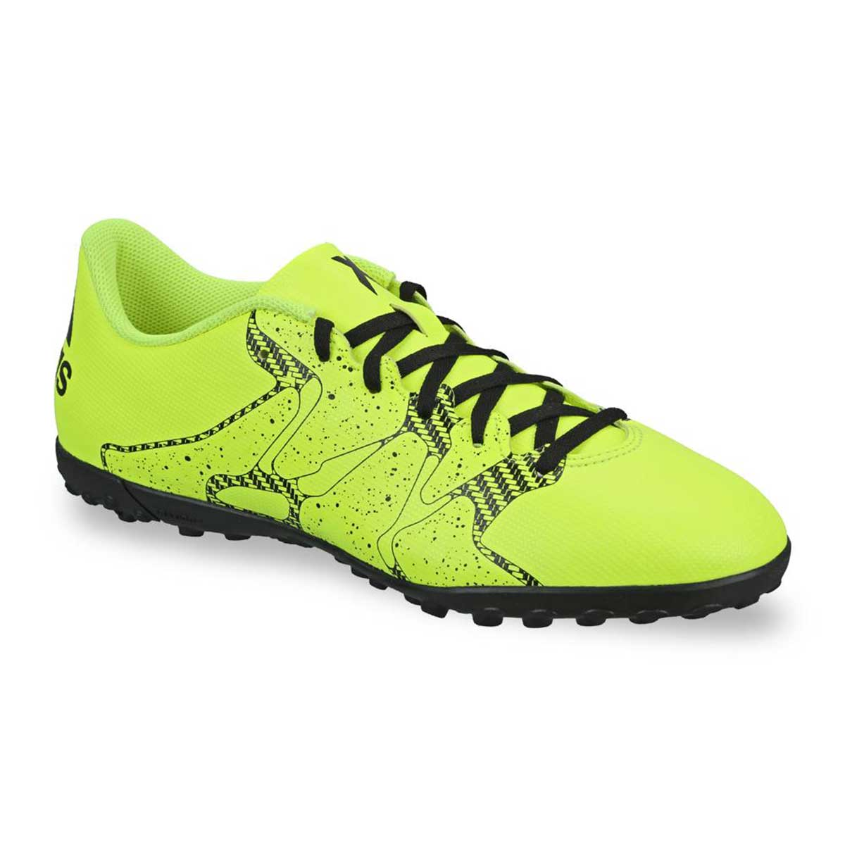 X 15.4 Fxg- Yellow football shoes