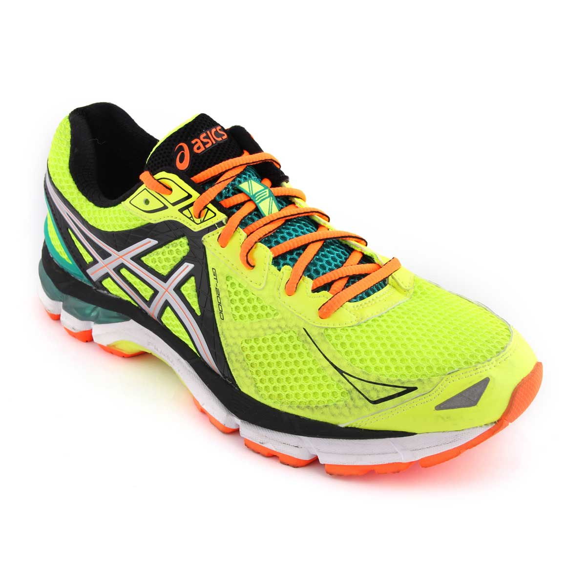 Running Shoes, Running, Buy, Asics, Asics GT-2000 3 Running Shoes (Flash  Yellow)