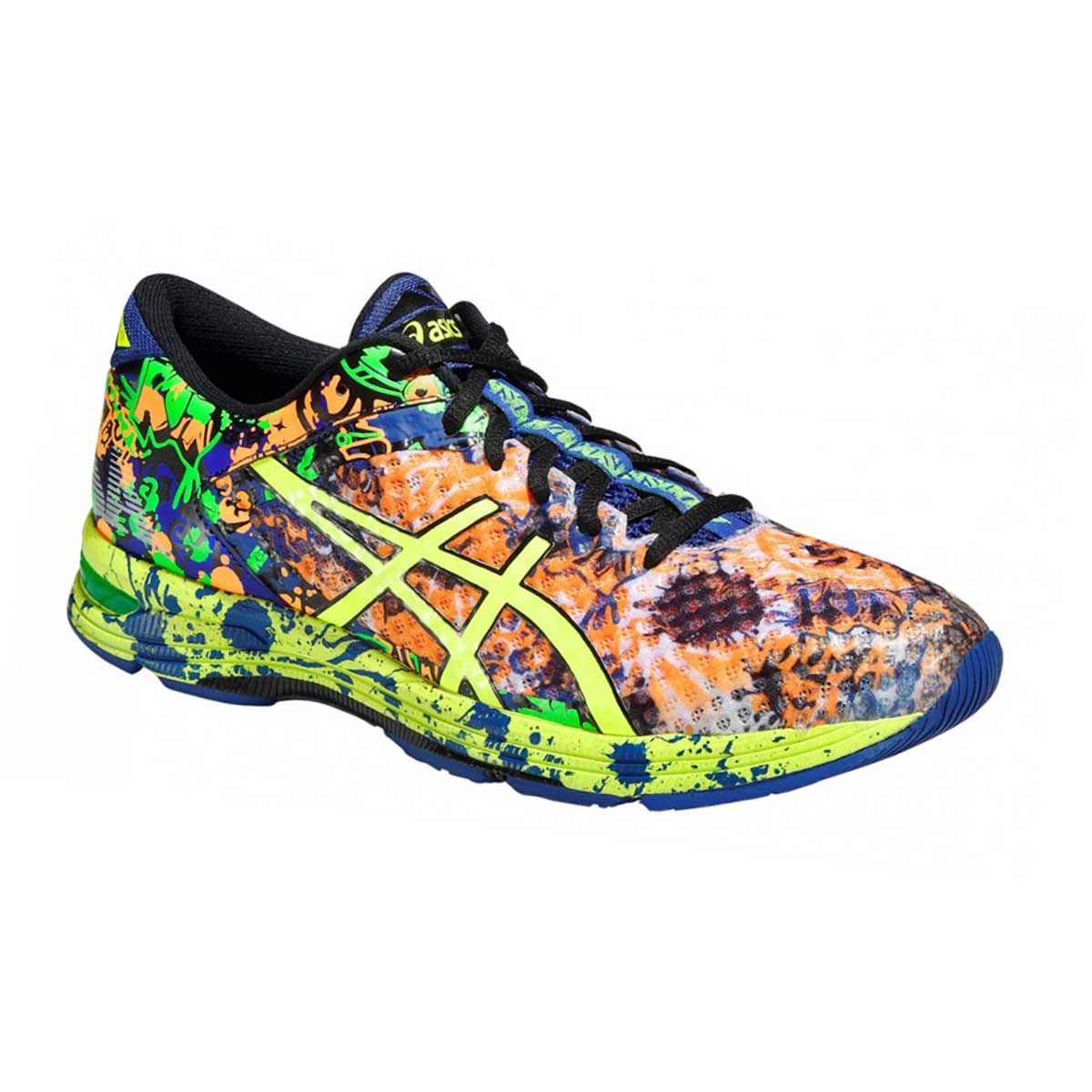 Running Shoes, Running, Buy, Asics, Asics Gel-Noosa Tri 11 Running Shoes  (Orange/Yellow/Blue)