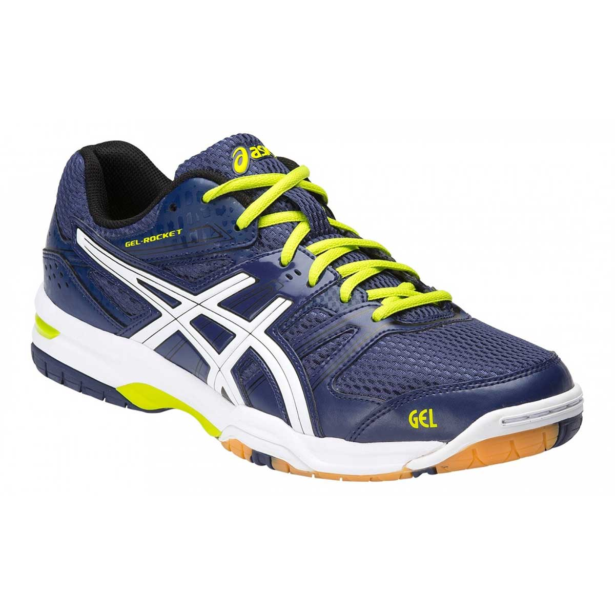 Squash Shoes, Squash, Sports, Buy, Asics, Asics Gel-Rocket 7 Squash Shoes  (Navy)