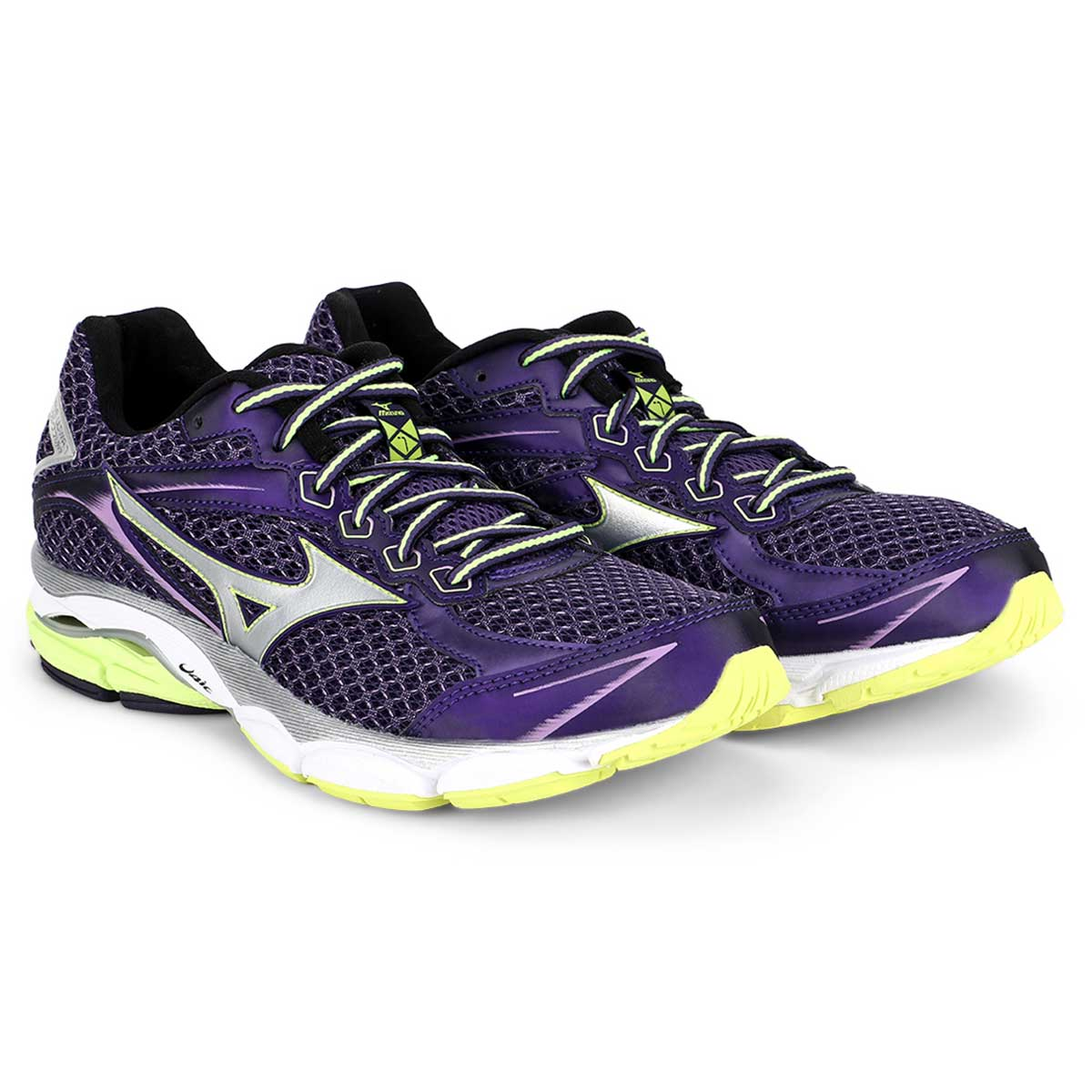 6,5 Mizuno Wave Ultima 7 Women - parach purple/ silver/ yellow