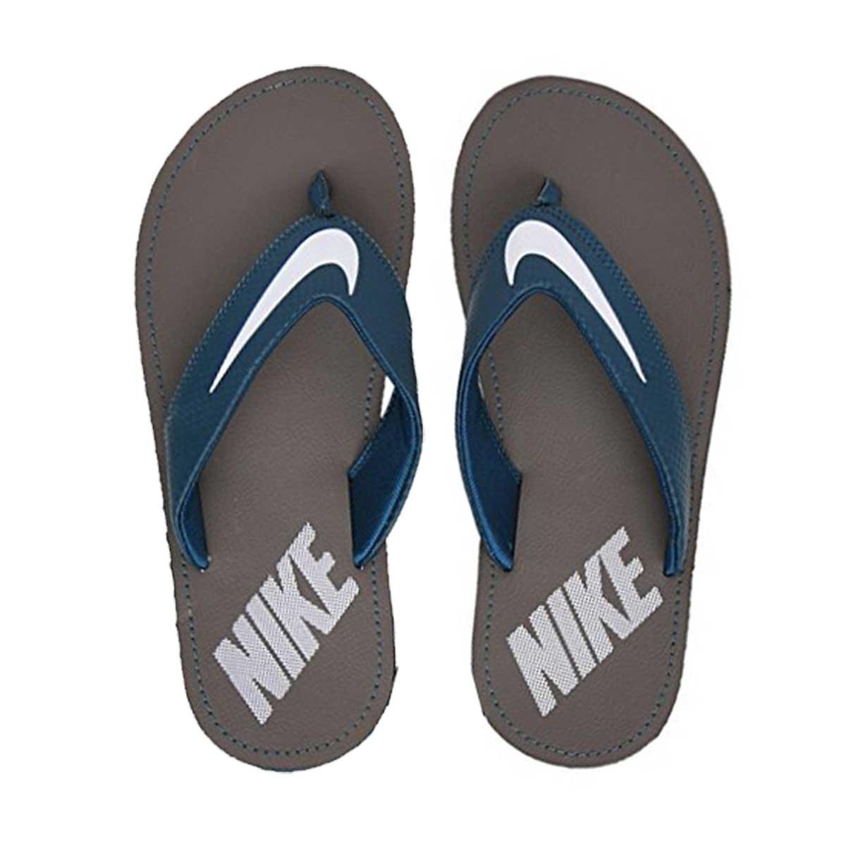 Flip Flops, Shoes, Buy, Nike, Nike Chroma Thong 4 Slippers (Brown / Green /  White)