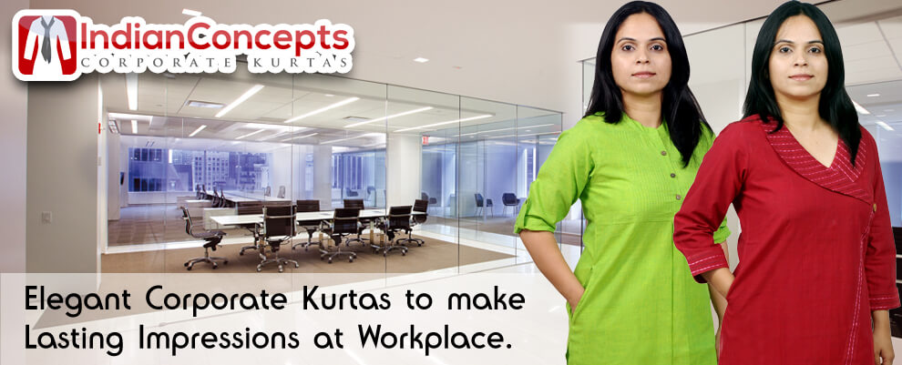 Women Office Kurtas