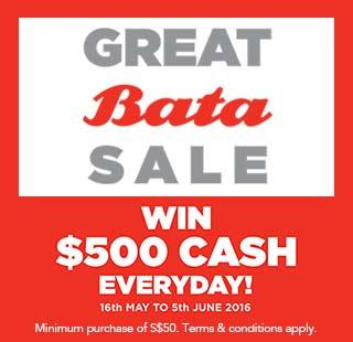 Great Bata Sale