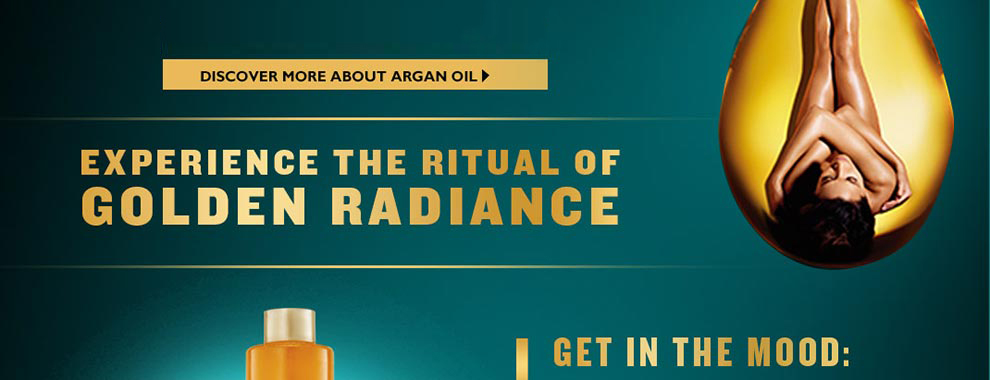 New argan Oil
